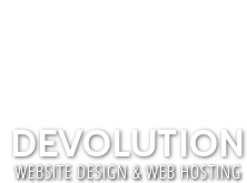 devolution website design & hosting melbourne