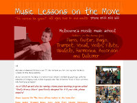 Music Lessons On The Move